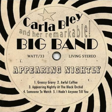 carla bley big band