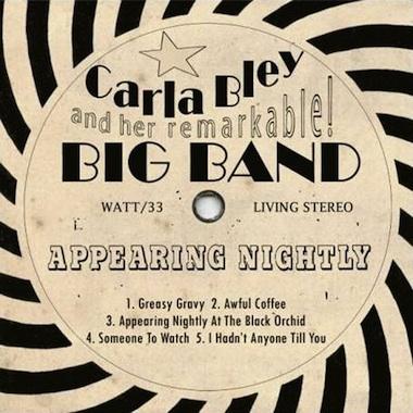 Carla Bley...