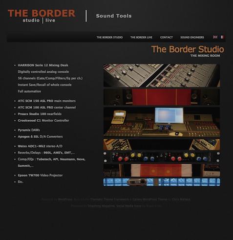 www.theborder.fr