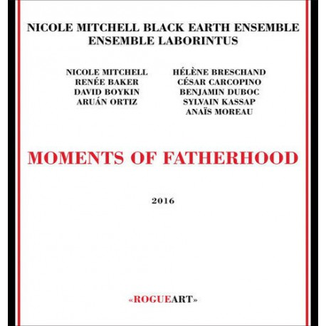 N. Mitchell Black Earth Ensemble - Laborintus
